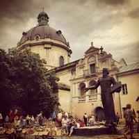 Photo taken at Книжковий ярмарок біля Федорова by Agata B. on 7/17/2013