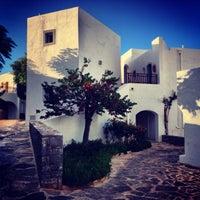 Photo taken at Creta Maris Beach Resort by Ярослав О. on 7/2/2013