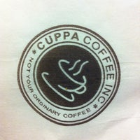 Photo taken at Cuppa Coffee Inc by Guntur S. on 1/8/2013