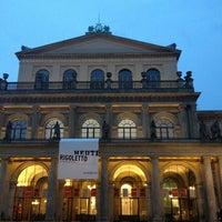 Das Foto wurde bei Opernplatz von Andrei G. am 6/20/2013 aufgenommen