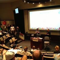 Photo taken at Jepson School of Business by Chad S. on 9/29/2012