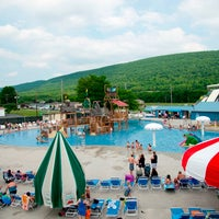 Photo taken at DelGrosso's Park and Laguna Splash by DelGrosso's Park and Laguna Splash on 7/20/2016