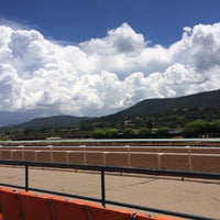 Photo taken at Ruidoso Downs Race Track and Casino by Stephane G. on 7/11/2015