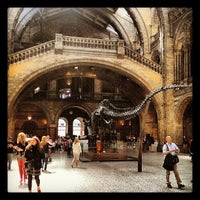 Photo taken at Natural History Museum by Nuno O. on 6/5/2013