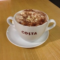 Photo taken at Costa Coffee by Gareth B. on 8/23/2014
