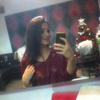 Photo taken at Diva Beauty Salon by Marina on 12/31/2014