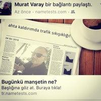 Photo taken at evde kahvalti by Murat V. on 10/4/2016