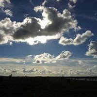 Photo taken at Scheveningse Strand by Bastiaan M. on 10/7/2012