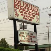 Photo taken at Los Toltecos by Northern Virginia R. on 4/24/2013