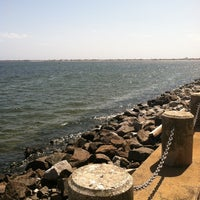 Photo taken at Kingsborough Waterfront by Kirstin S. on 4/16/2013