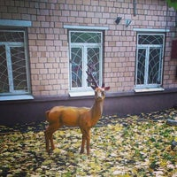 Photo taken at ГБОУ СОШ #494 (Д/С #2161) by Люська Р. on 10/7/2013