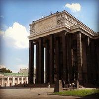 Российская государственная библиотека Библиотека в Москва  Снимок сделан в Российская государственная библиотека пользователем Люська Р 7 24 2013