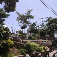 Photo taken at Parque de San Cristobal by Jessica S. on 4/16/2013
