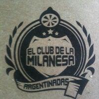 Foto tomada en El Club de la Milanesa por Tobias P. el 6/21/2013