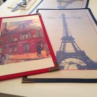 Photo taken at Mon Petit Café by Rachel Z. on 11/11/2013