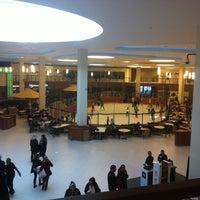 Photo taken at Pólus Center by Kristóf S. on 12/29/2012
