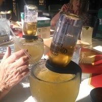 Photo taken at On The Border Mexican Grill & Cantina by Janet F. on 5/21/2014