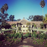 รูปภาพถ่ายที่ Balboa Park โดย Joseph P. เมื่อ 12/19/2012
