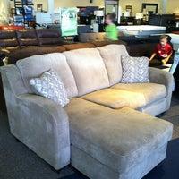 ... Photo Taken At Sam Levitz Furniture Outlet By Kristi P. On 7/20/ ...