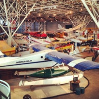Photo taken at Canada Aviation and Space Museum by Thiago A. on 9/18/2013