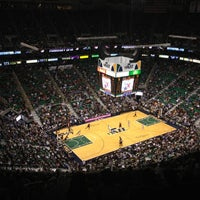 Photo taken at Vivint Smart Home Arena by Erik D. on 12/8/2012