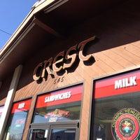 Photo taken at Crest Gas Station by Erik D. on 4/24/2013