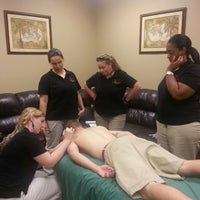 Photo taken at Career Institute of Health & Esthetics by Stacy S. on 10/1/2013