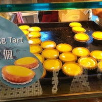 Photo taken at Tai Cheong Bakery by eJNA on 12/22/2012