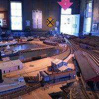 Photo taken at Tiburon Railroad & Ferry Depot Museum by Baron R. on 9/7/2013