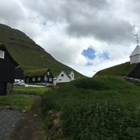 Photo taken at Norðragøta by Baron R. on 6/28/2016