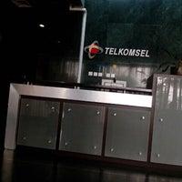 Photo taken at Telkomsel Telecommunication Center (TTC) by Wahyu Agung P. on 1/15/2013