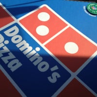 Photo taken at Domino's Pizza by Penny_bt90 E. on 5/31/2013