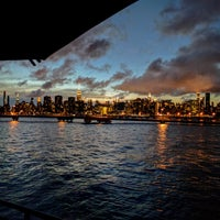 Photo taken at Brooklyn Barge by Kam D. on 8/5/2017
