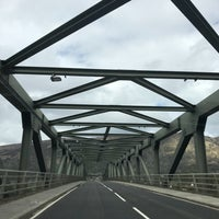 Photo taken at Ballachulish Bridge by Мария М. on 5/5/2018