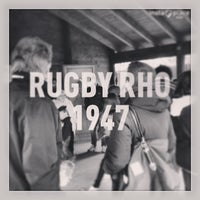 Photo taken at Rugby Rho 1947 by Luca C. on 5/25/2013