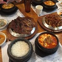 2/16/2018에 Matthew K.님이 So Gong Dong 본점에서 찍은 사진