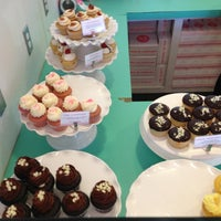 Photo taken at Sift Cupcake & Dessert Bar by Sylvia L. on 3/22/2013