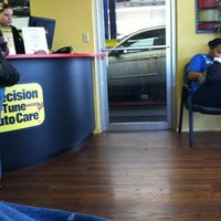 Photo taken at Precision Tune Auto Care by Shawn R. on 4/27/2013