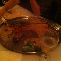 Photo taken at Abyssinia Ethiopian Restaurant by John T. on 9/23/2012