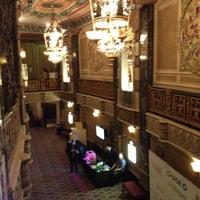Photo taken at Oriental Theatre by Adam S. on 10/10/2012