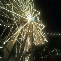 Photo taken at Giant Wheel by Robin W. on 1/26/2013
