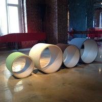 Photo taken at Bulthaup Design Gallery by Olga V. on 11/27/2012