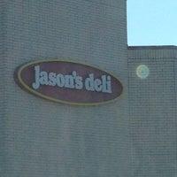 Photo taken at Jason's Deli by Raymond B. on 10/27/2012
