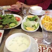 Photo taken at Meşhur Aspava by Dece K. on 5/17/2013