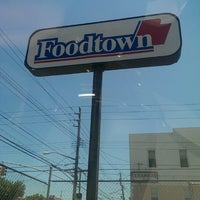 Photo taken at Foodtown by Michael Y. on 6/15/2014