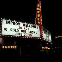 Photo taken at Ontario Improv Comedy Club by Jo J. on 6/30/2013