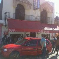 Photo taken at Mariscos Quique by Jesus D. on 1/6/2013
