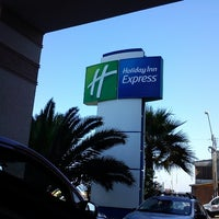 Photo taken at Holiday Inn Express by Daniele N. on 12/14/2012