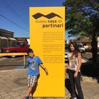 Foto tirada no(a) Museu Casa de Portinari por henrique s. em 6/27/2015