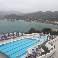 Photo taken at Horizon Beach Hotel by Daria on 5/14/2016